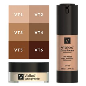 Vitiligo Vitilox Cover Cream