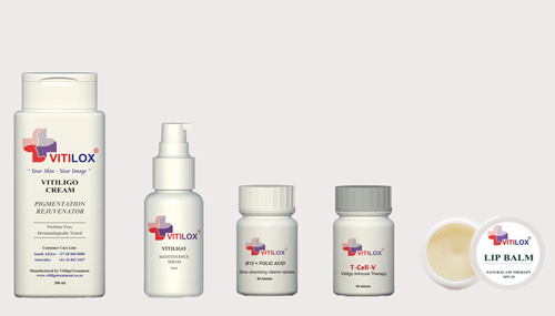Vitiligo Treatment Products